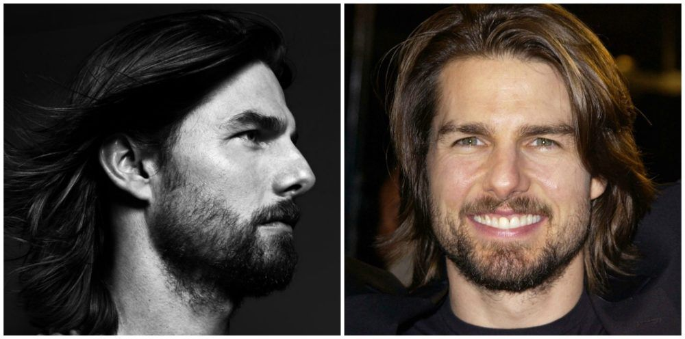 If You Want To Grow Your Hair Out Follow The Example Of These Leading Men Long Hair Styles Men Boy Hairstyles Growing Your Hair Out
