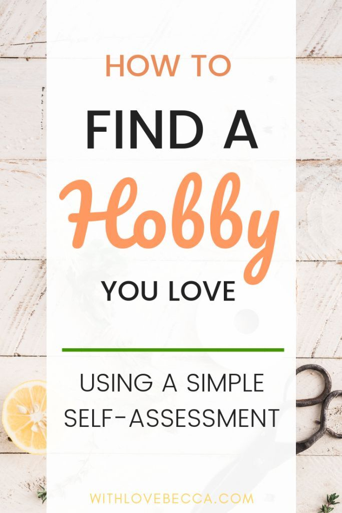 How to find a hobby you love. Tips for moms on finding a hobby and finding the time. #hobbies #personaldevelopment #timemanagement