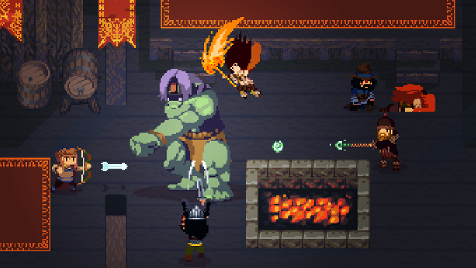 Dragon of Legends - A 2D Online Action RPG by Thrive Games — Kickstarter