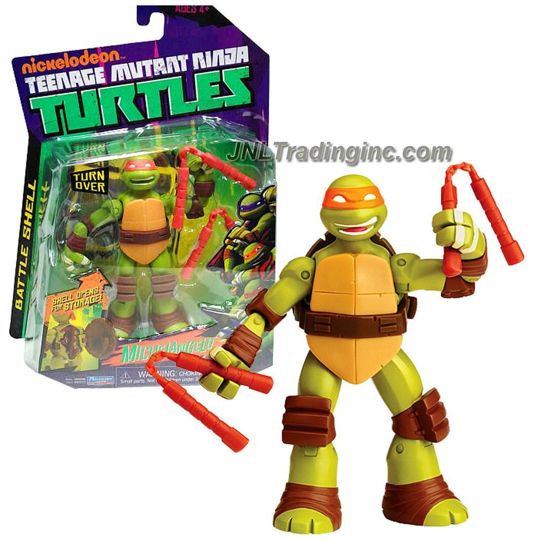 Teenage Mutant Ninja Turtle Nunchucks
