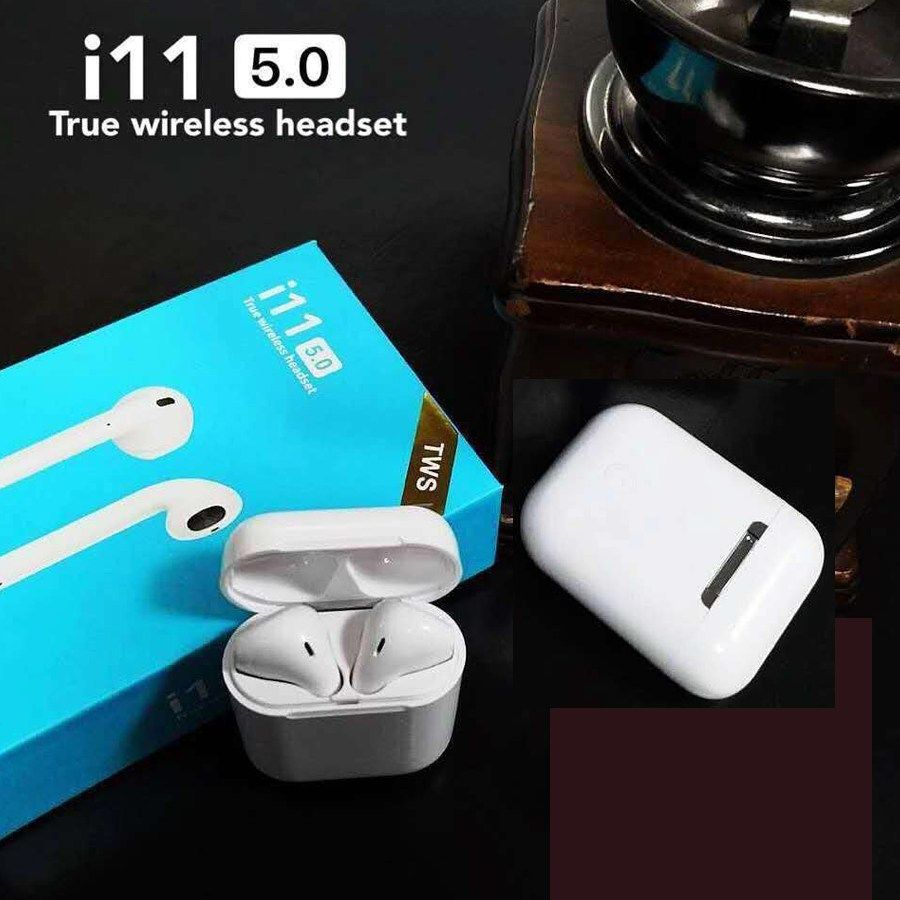 Wireless 5.0 Bluetooth Earphone Earbuds Airpods for iPhone Android IOS