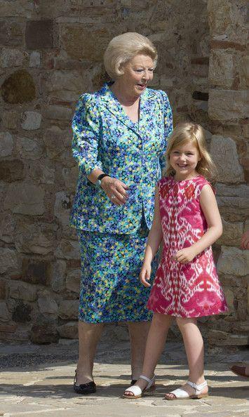 Queen Beatrix Princess Alexia Photostream Dutch Princess