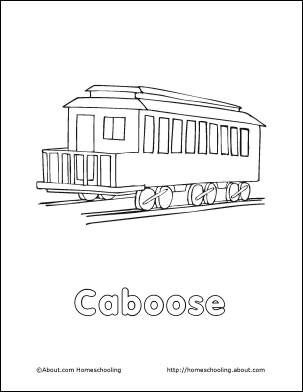 Learn About Trains With A Free Printable Train Coloring Book Train Coloring Pages Coloring Books Train