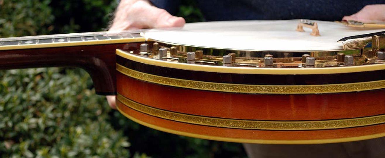 Vega Vox II Plectrum 1931 - $3,650.00 - Buddy Wachter's Banjo Emporium