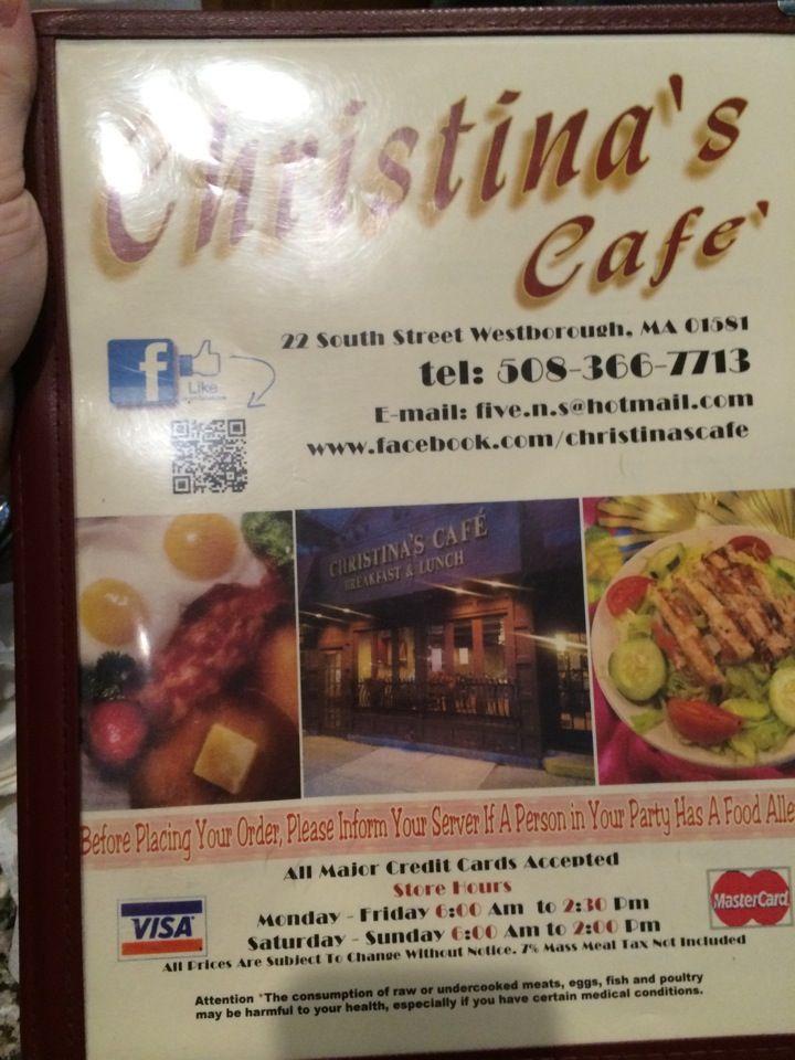 Christina S Cafe Breakfast Brunch A Food Cafe