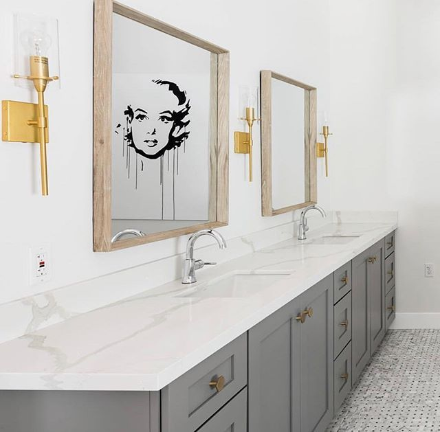 Gorgeous Bathroom Designed By Fitch Hill Using Our Sequel