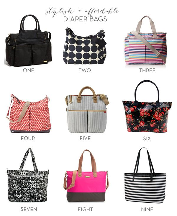 Stylish Diaper Bags Under 150 Thrifty Littles Blog