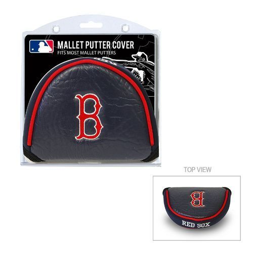 Team Golf Boston Red Sox Mallet Putter Cover Golf