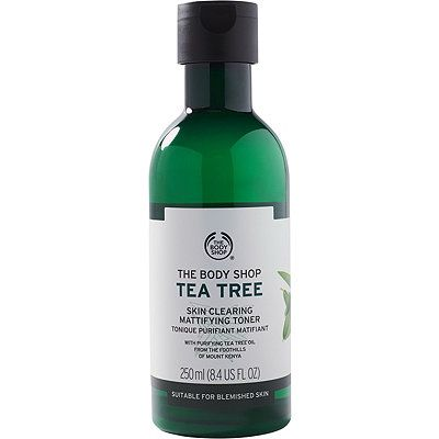 The Body Shop Tea Tree Skin Clearing Toner Ulta Beauty In 2020 Body Shop Tea Tree Tea Tree Oil For Acne The Body Shop