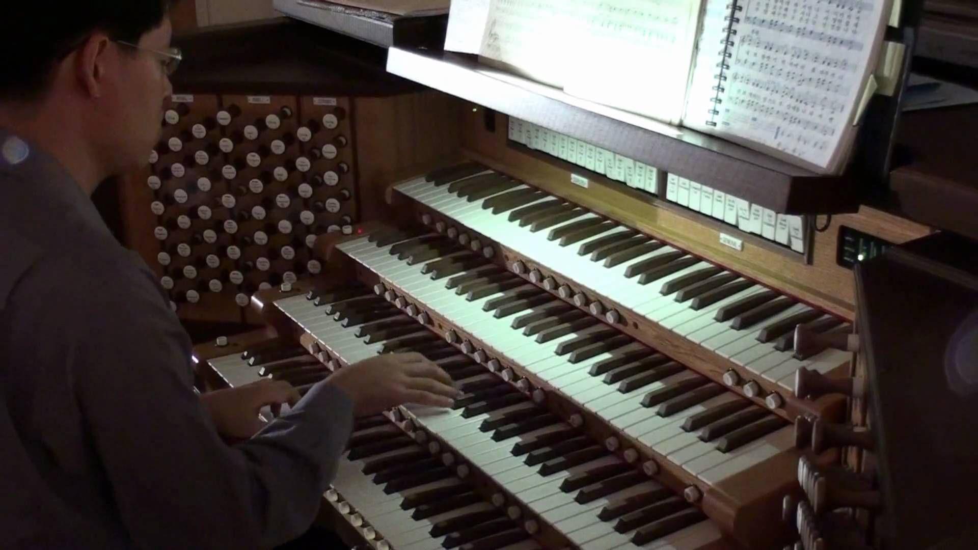 World Classic Organ Fantasy Organ Solo John Hong