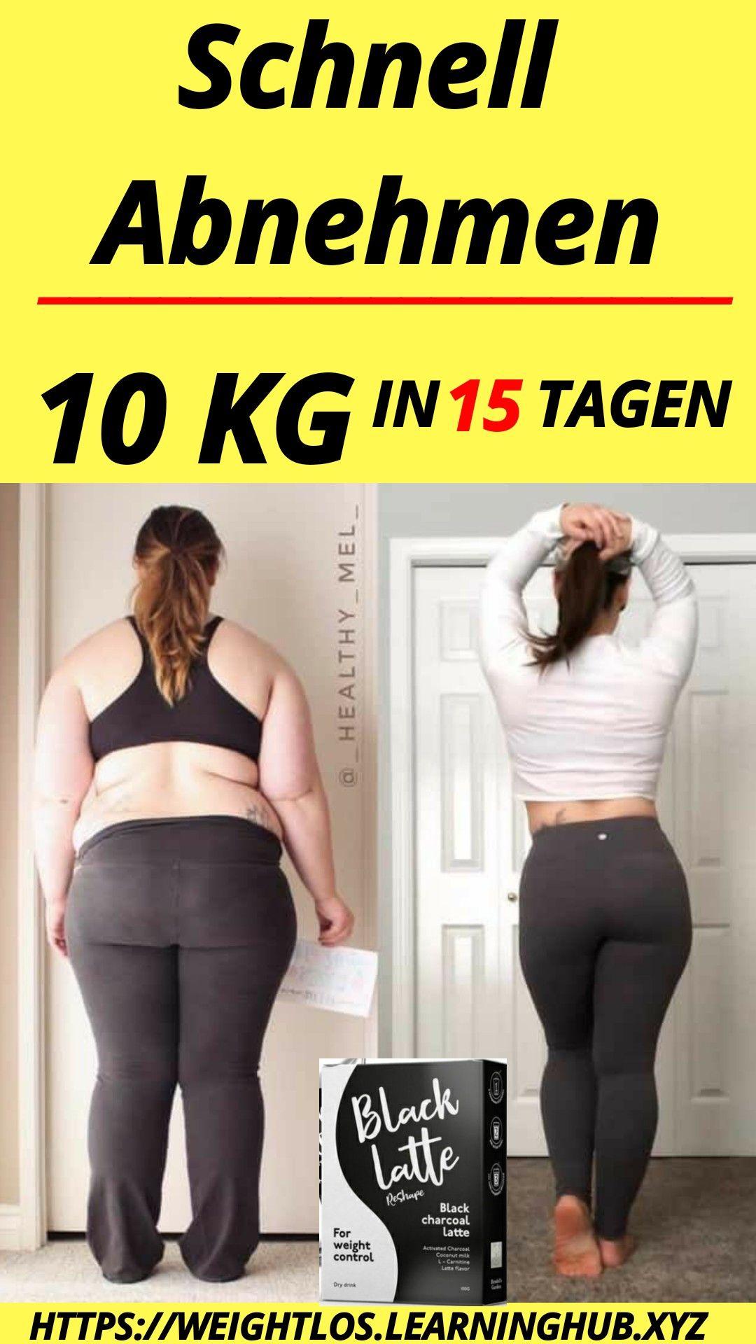 Wie man 10 Kilo in 4 Tagen verliert