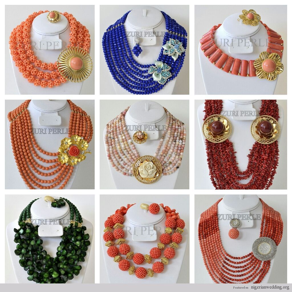 Handmade African Jewelry and What Each Pieces Means | ... Vendor ...