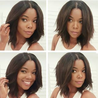 Because This Is Deeper Than Blackdontcrack People Choppy Bob Hairstyles Trendy Bob Hairstyles Short Bob Hairstyles