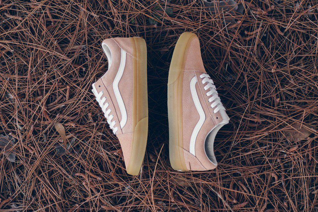 ce878f1827 Vans Old Skool (Double Light Gum) - Apricot