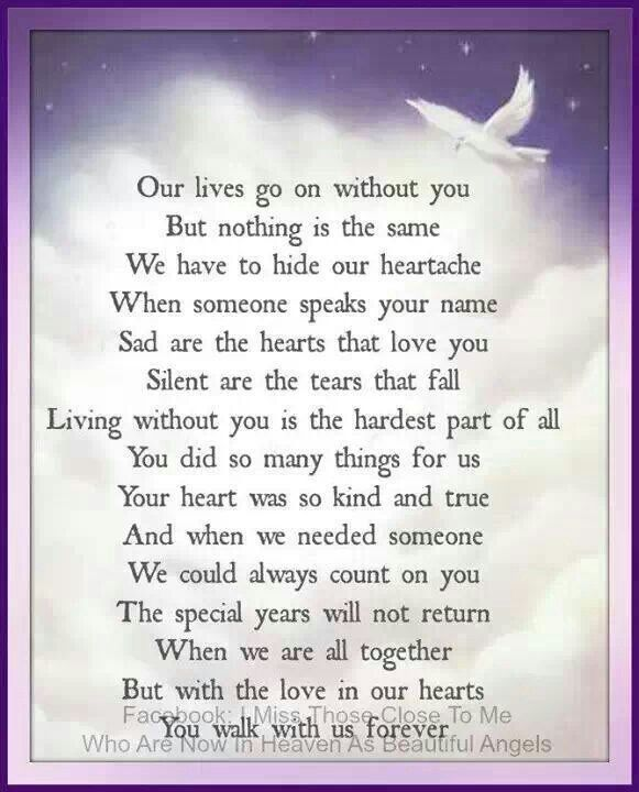 Missing My Mom In Heaven Quotes Amusing As I See February Flyingi Think Of March And Mom's Bday And I