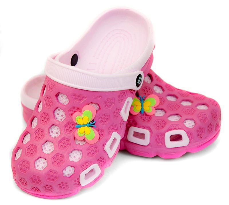 Klapki Basenowe Hawaii Aquaspeed Aqua Baby Shoes Clogs