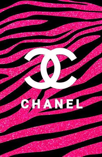 ゼブラ柄のchanel作ってみました Chanel の画像 見やすい 探しやすい 待受 デコメ お宝画像も必ず見つかるプリ画像 Chanel Wall Art Chanel Wallpapers Glitter Phone Wallpaper