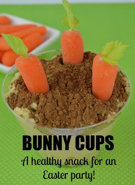 Bunny cups a healthy snack for easter party do it yourself today bunny cups a healthy snack for easter party do it yourself today pinterest galletas de pascua la granja y granjas solutioingenieria Gallery