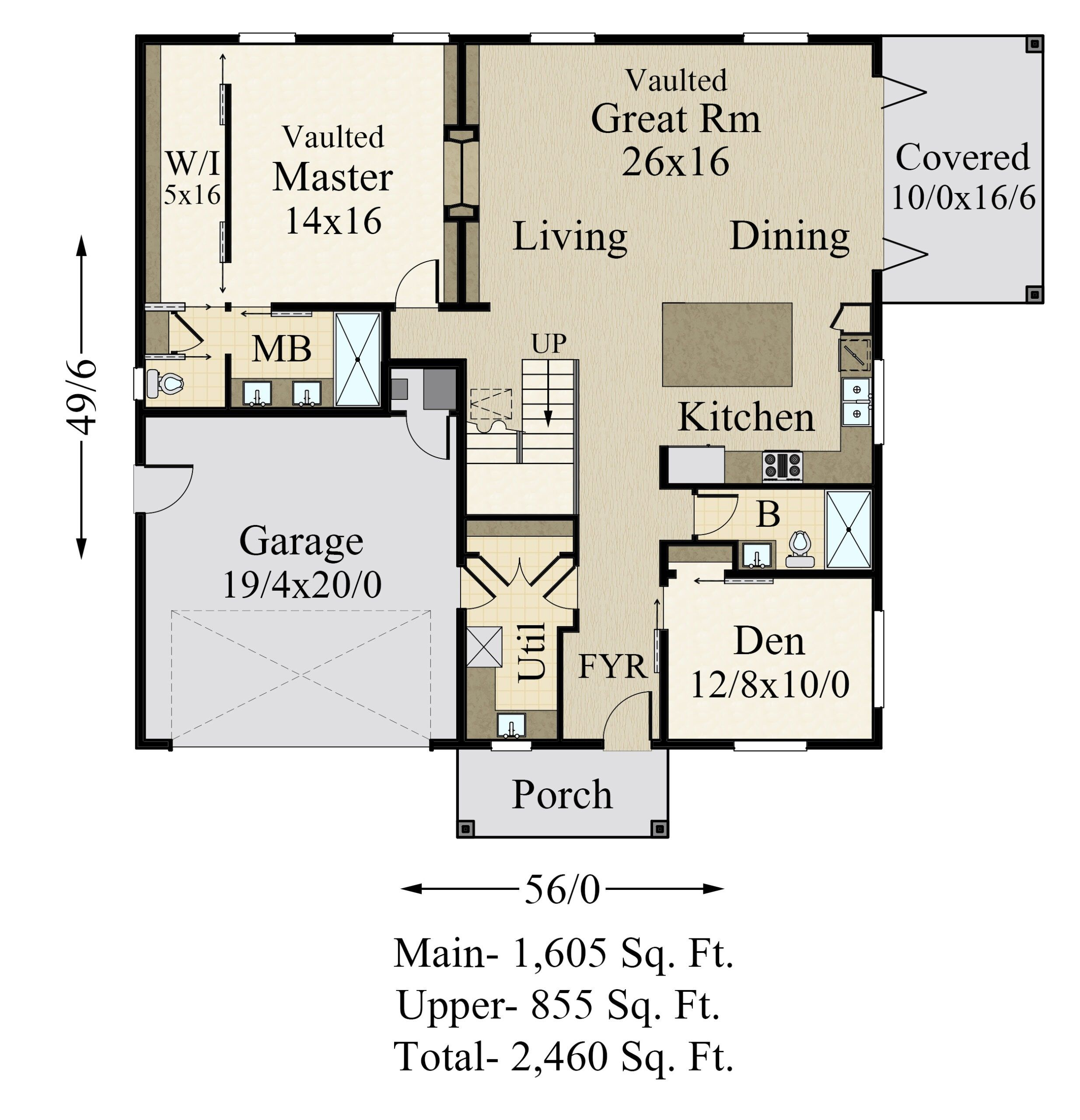 This Brand New Home Freedom 46 Has Been Designed In A Rustic Barnhouse Style Evocative Of A Well Preserved In 2021 Country House Plans House Plans Farmhouse Plans