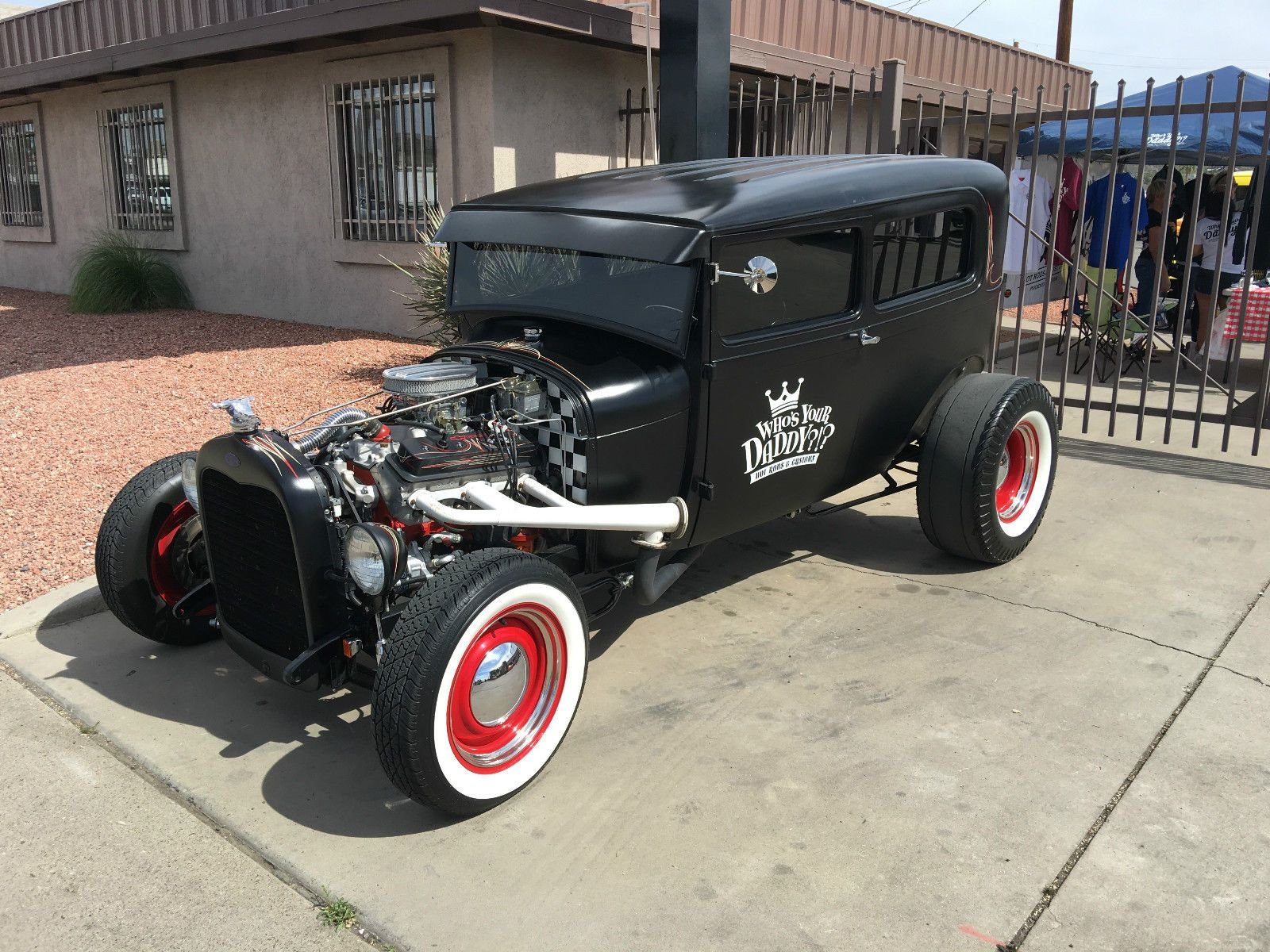 1929 ford model a hot rod for sale