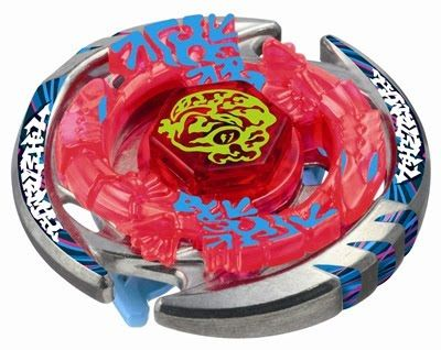 Parts Rock Scorpio BB-65 Beyblade w// Free Launcher /& Tips Card Gift Pack
