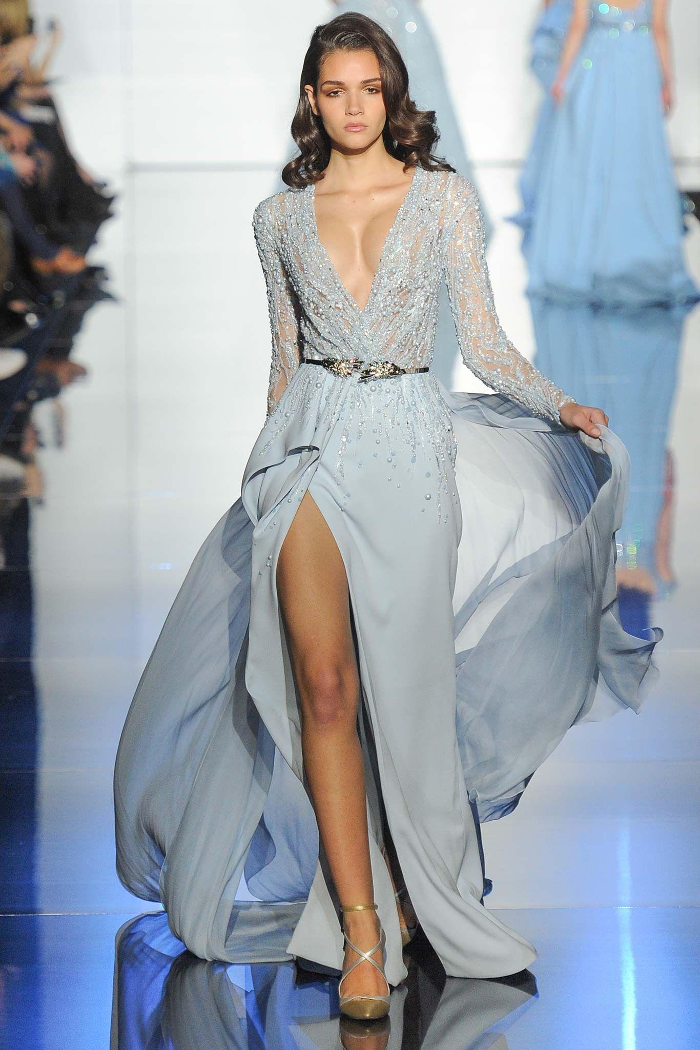 YVL_0965 | Gorgeous dresses! | Pinterest | Zahir murad, Zuhair murad ...