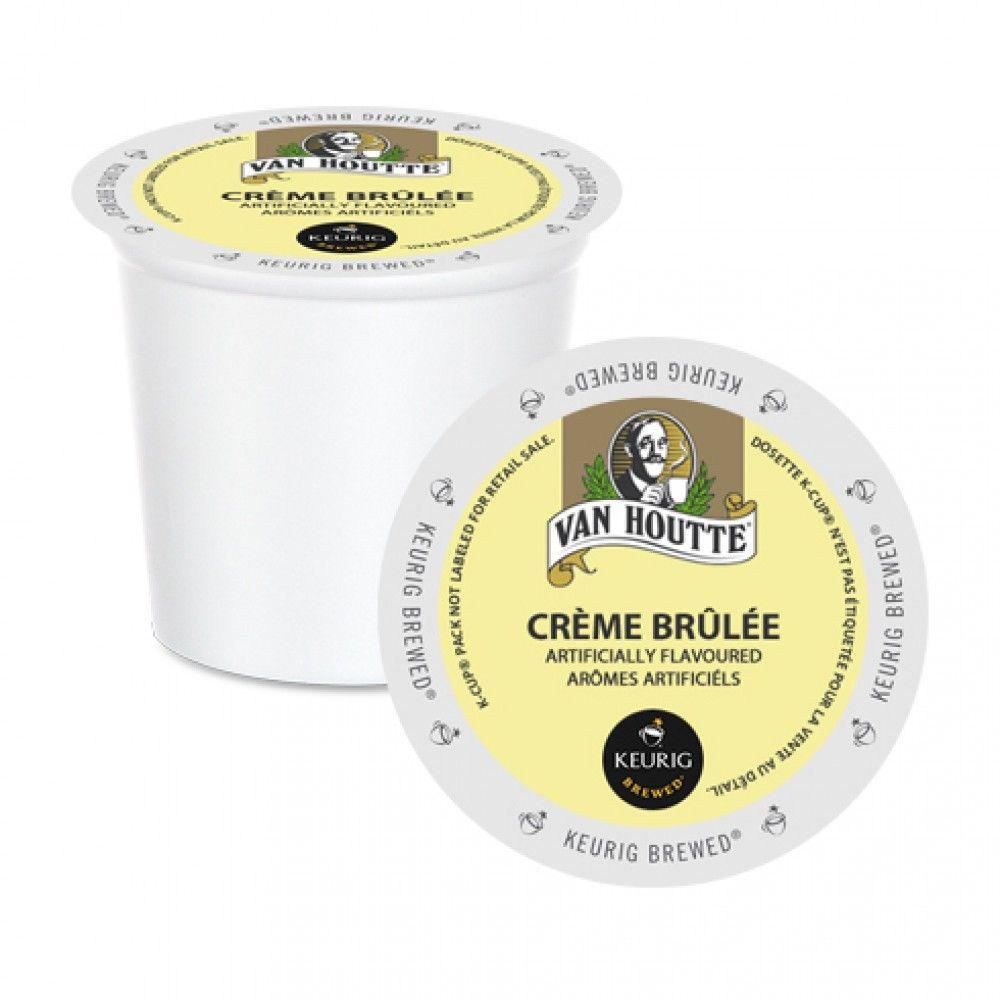 Van Houtte Crème Brûlée KCup® Pods 24 Pack The