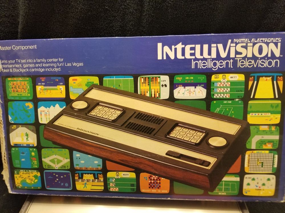 Image result for intellivision box