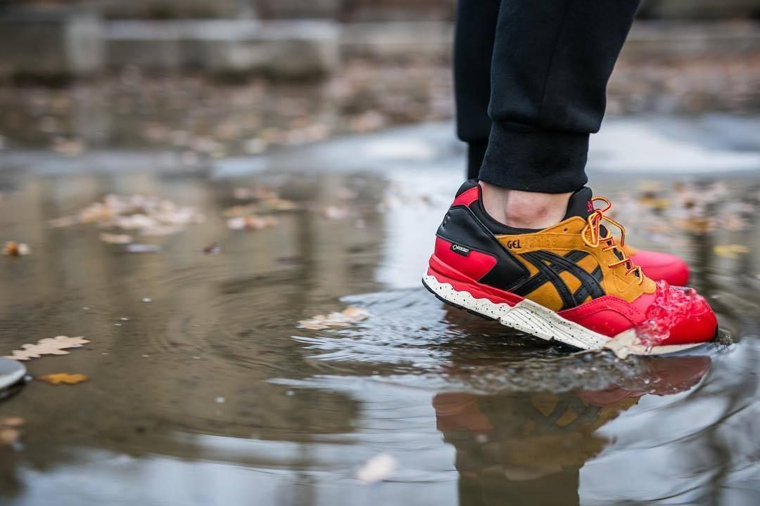 finest selection 85850 b59d2 Details about Asics Tiger GEL-Lyte V Spring-Ready Accents ...