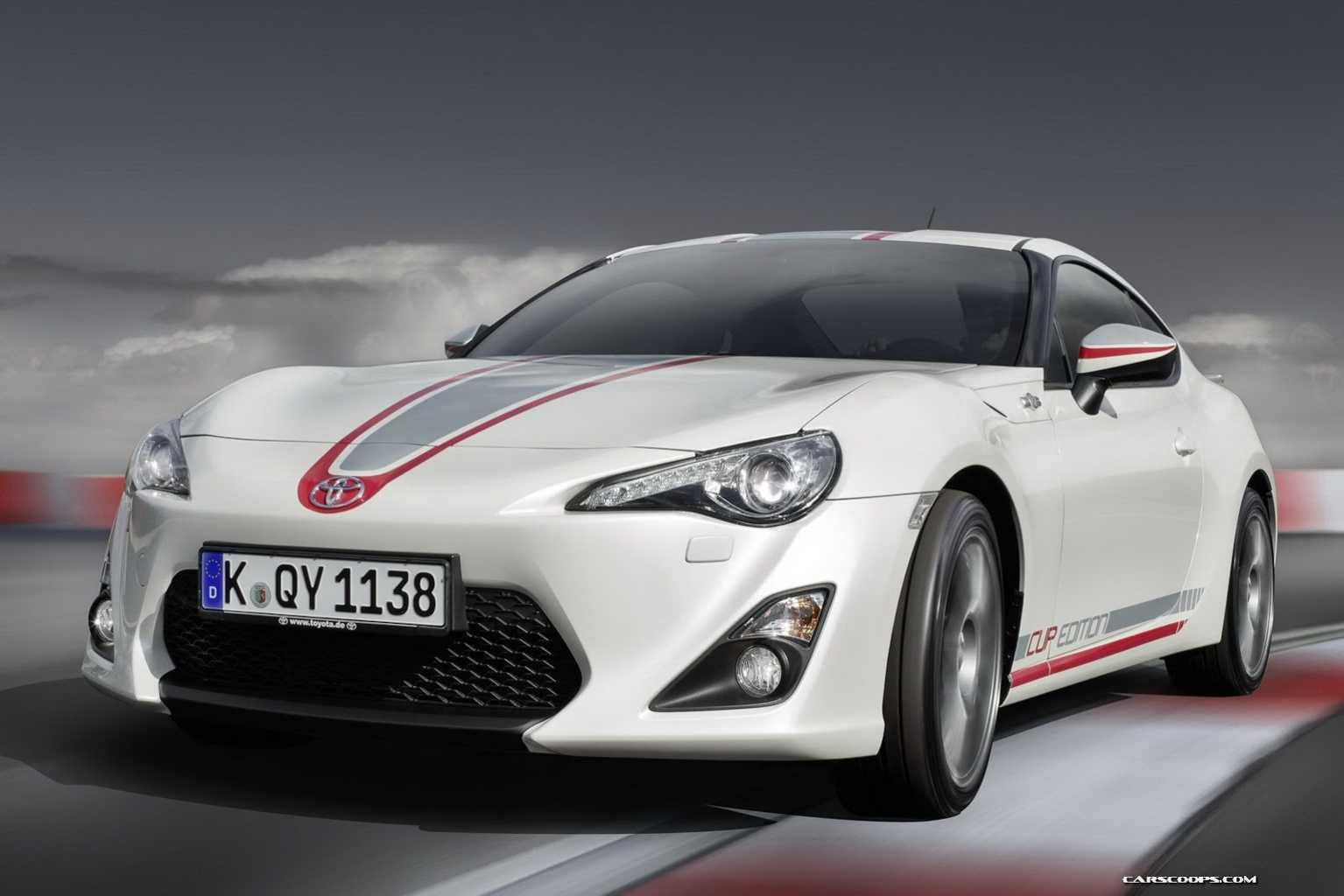 Delightful Coolest Car In The World 2013 | ... : 2013 Toyota GT86 Cup Edition Nice Look