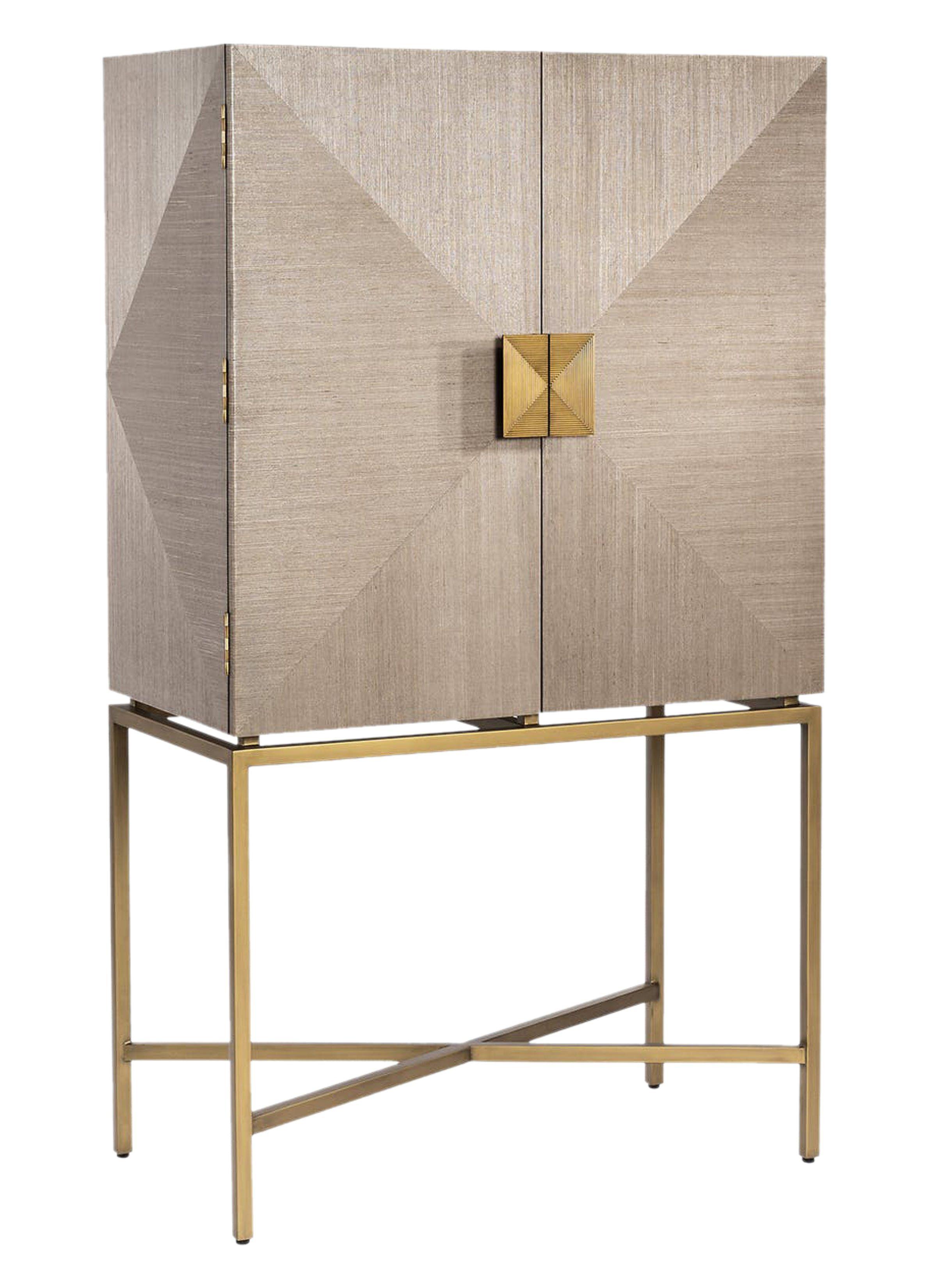 Gaspard Bar Cabinet In 2019 Modern Bar Cabinet Modern