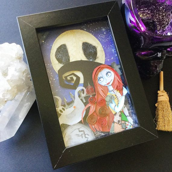 Nightmare Before Christmas Decor, Jack and Sally, Jack Skellington - the nightmare before christmas decorations