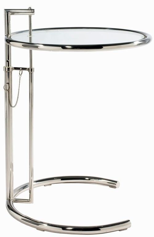 E1027 SIDETABLE BY EILEEN GRAY