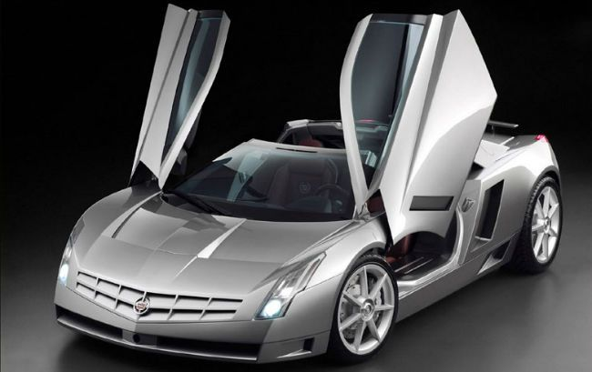 Cadillac Supercar Concept Cadillac Car Pictures And Cars