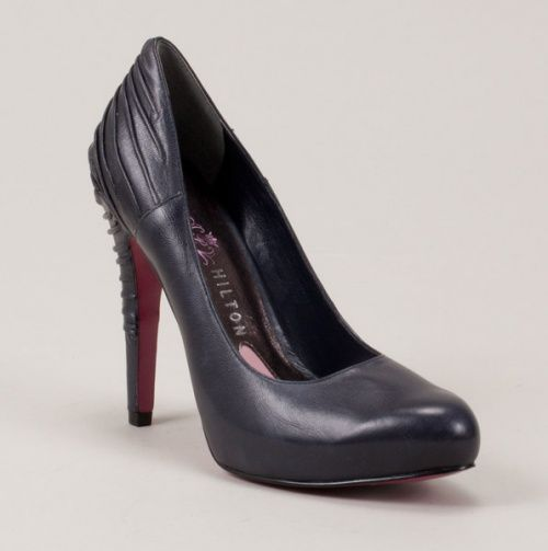 on sale 787f0 7e660 Nandi Heel - $15 Famous Maker Shoes Blowout - Events   Black ...