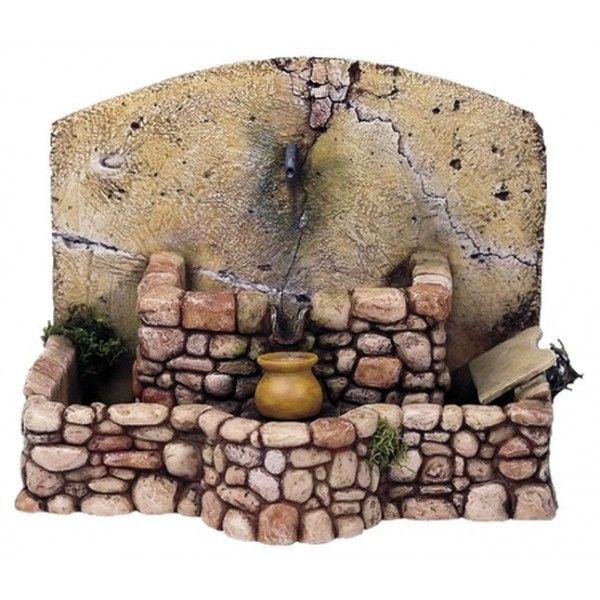Fontana presepe fontane presepe miniaturas pinterest for Fontana presepe fai da te