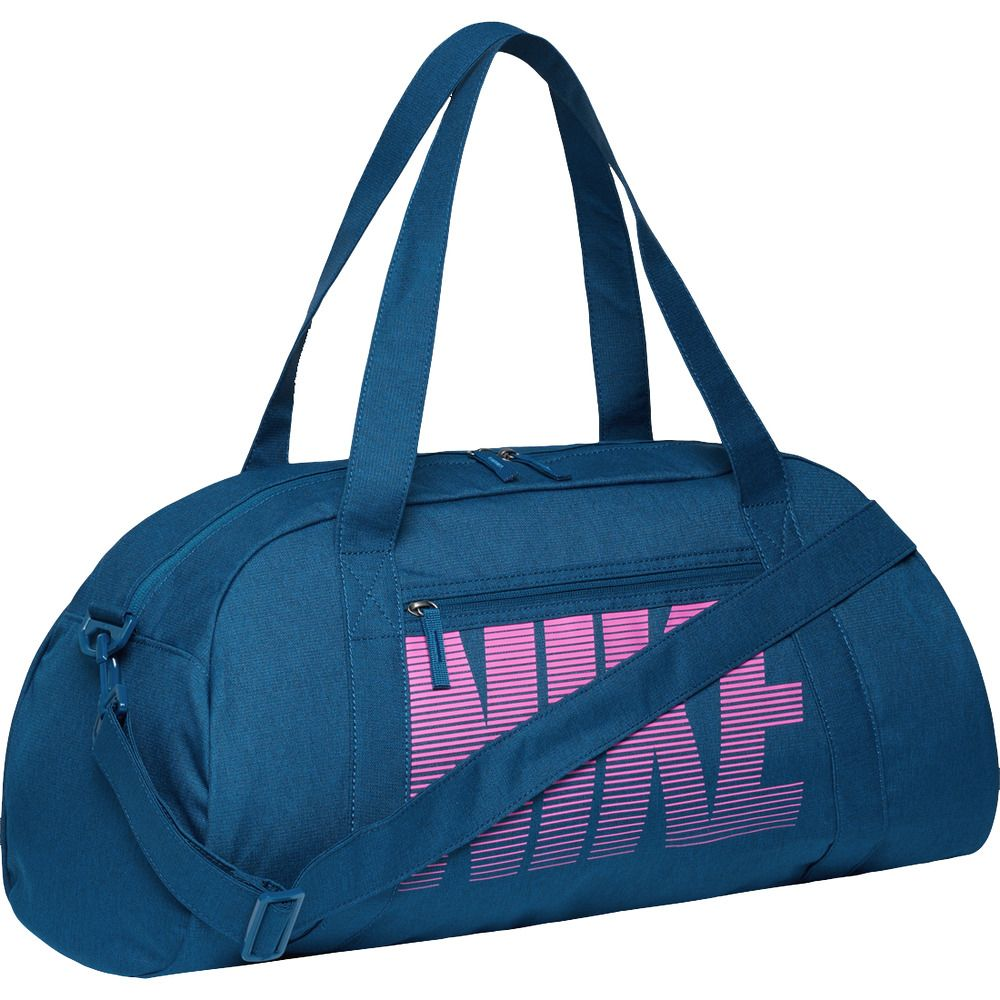 d4e1fe15632c Nike Gym Club Duffle Bag Shoulder Bag Gym Soccer Fitness Yoga Running BA5490-466   Nike  DuffleBag