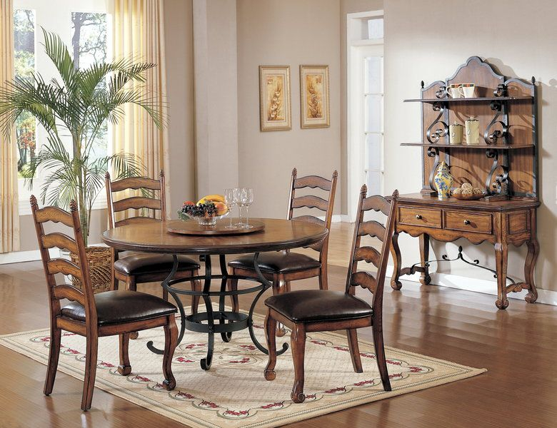 Tuscan Style Kitchen Table And Chairs Jonathan Steele