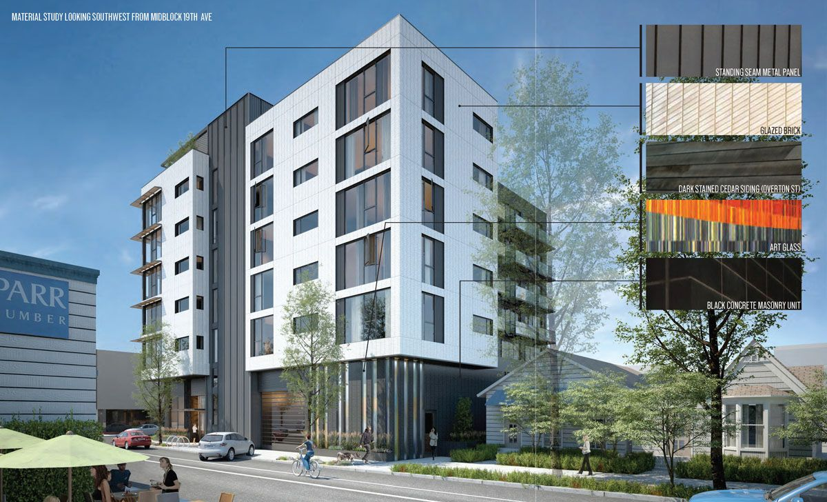 San francisco good design apartment buildings modern for Apartment database design