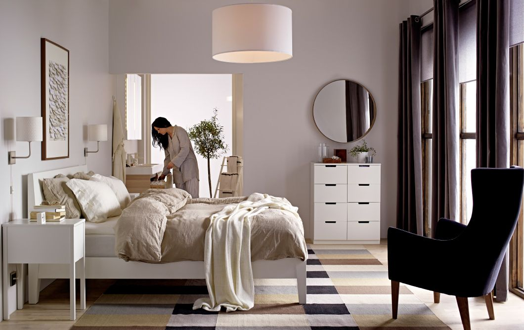 Ikea bedroom ideas and inspiration design ideas 2017-2018 - schlafzimmer inspiration