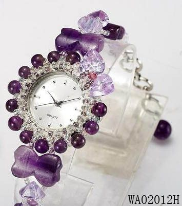 Birthday gift girlfriend gifts to send mom amethyst watch amethyst birthday gift girlfriend gifts to send mom amethyst watch amethyst bracelet valentine day gift negle Images