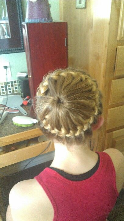 Never-ending French Braid!