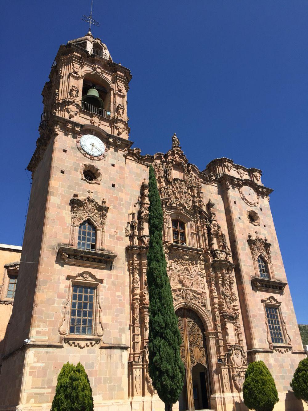 Iglesia de San Calletano, Guanajuato Mex