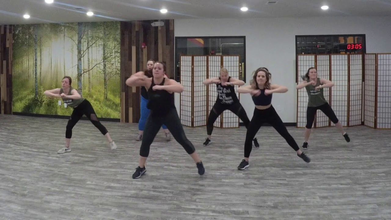 45 min cardio dance fitness class by dancewithdre in 2020