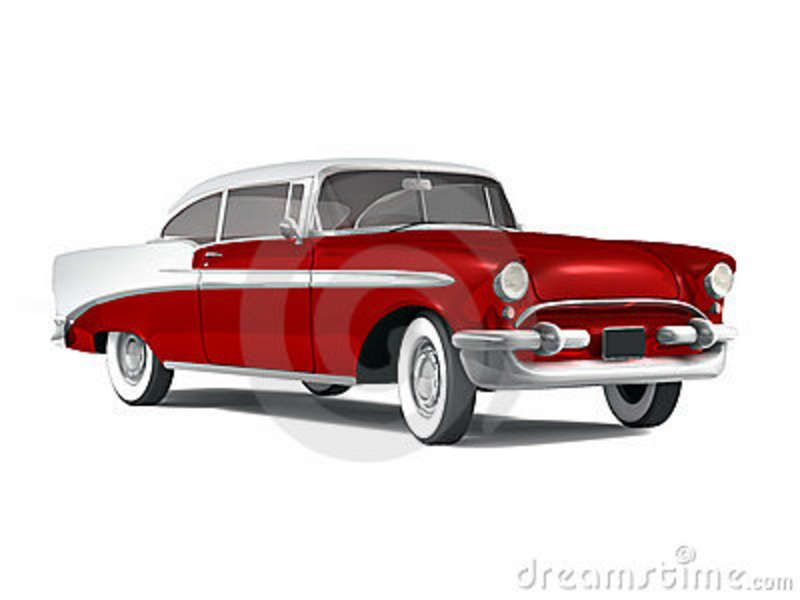 American Classic Car Royalty Free Stock Photos - Image: 17945718 ...