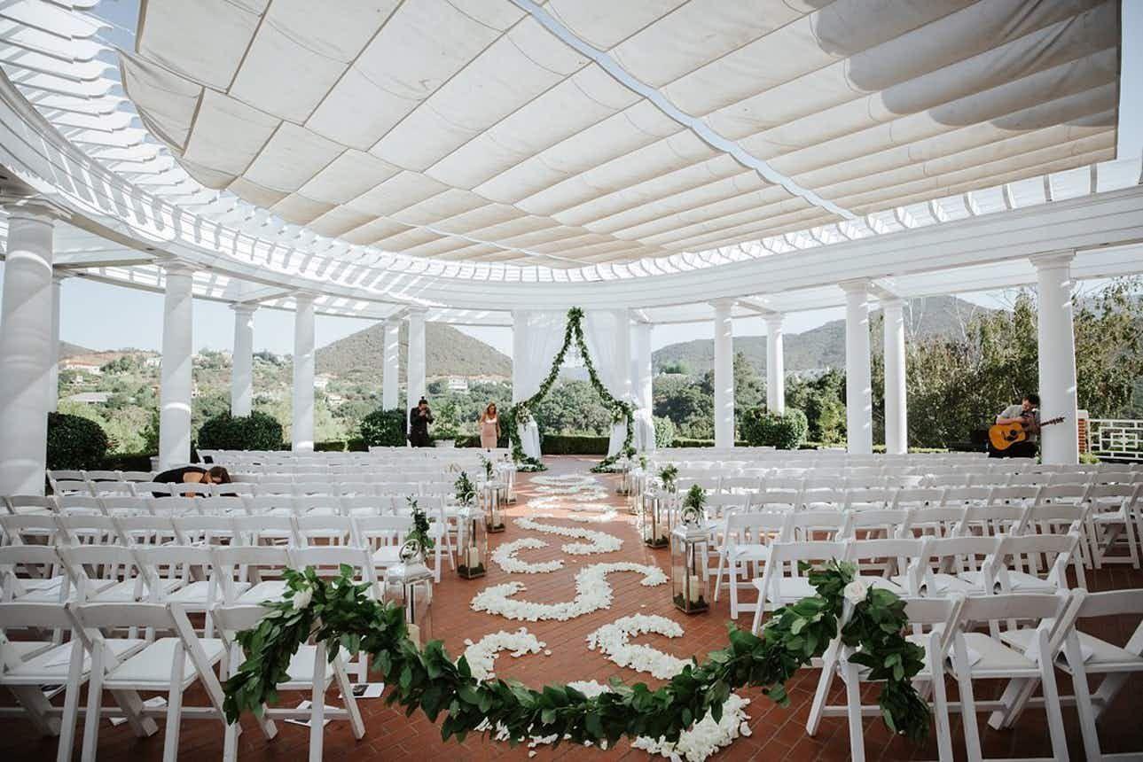 Sherwood Country Club Weddings Thousand Oaks Garden