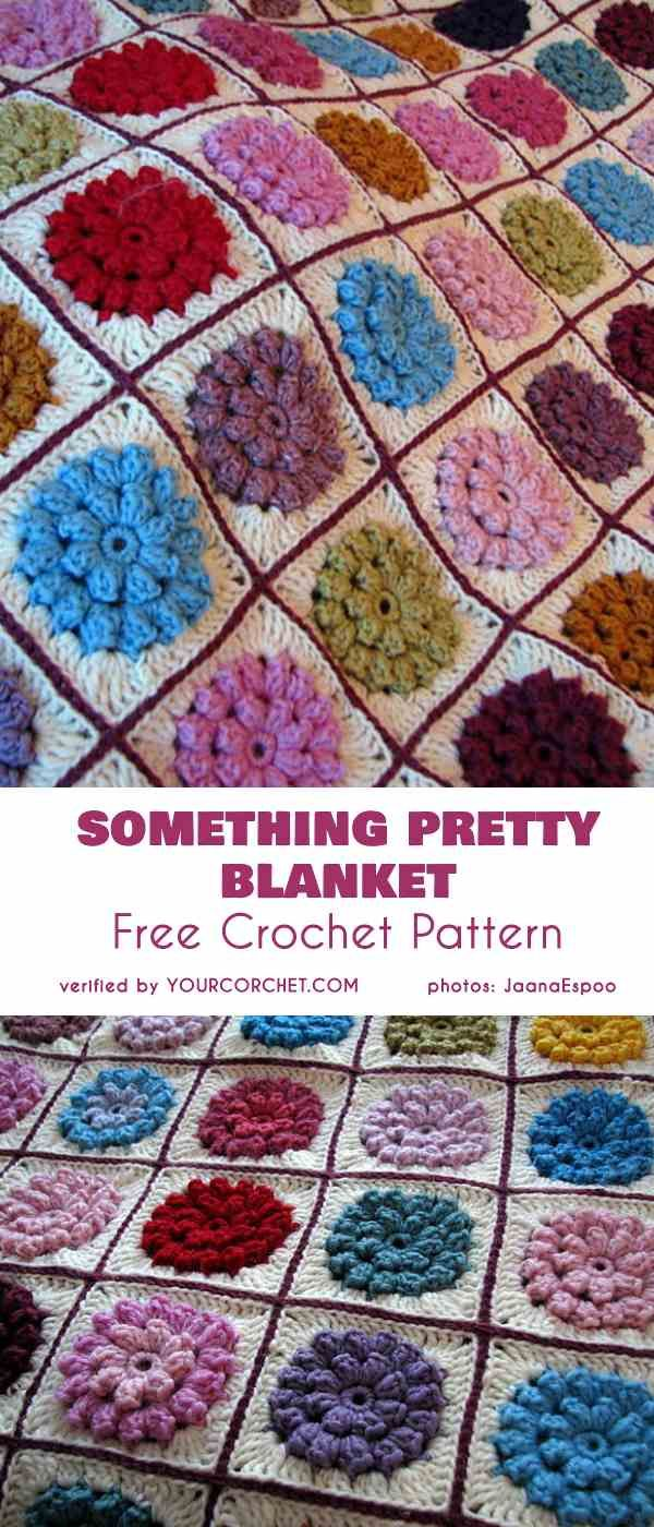 Something Pretty - what will you make? Free Crochet Pattern ...