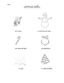 French Christmas Coloring Handwriting Pages French Christmas French Christmas Songs Childrens Songs