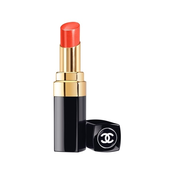 CHANEL ROUGE COCO SHINE HYDRATING SHEER LIPSHINE ❤ liked on Polyvore