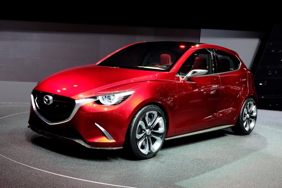 U Design New 2015 Mazda2 Could Look Like This Carscoops